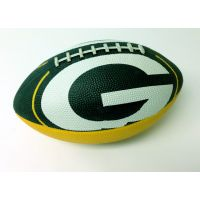 Green Bay Packers Logo Football - Sports Team Logo Gifts - Holiday Gifts Mart