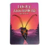 Lucky Arrowhead Necklace - Jewelry Gifts - Holiday Gifts Mart