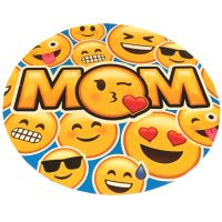 Mom Emoji Magnet - Mom Gifts - Holiday Gifts Mart