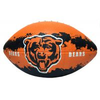 Chicago Bears NFL 7 Inch Action Football - Sports Team Logo Gifts - Holiday Gifts Mart