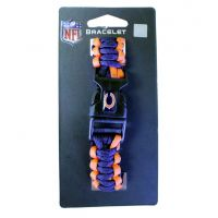 Chicago Bears NFL Survivor Bracelet - Sports Team Logo Gifts - Holiday Gifts Mart