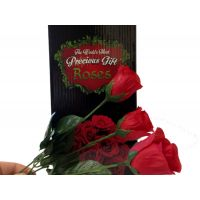 Rose Buds on Long Stems - Mom Gifts - Holiday Gifts Mart