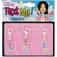 Text Me Charm Bracelet - Jewelry Gifts - Holiday Gifts Mart