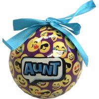 Aunt Ornament - Aunt Gifts - Holiday Gifts Mart
