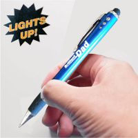 Brilliant Dad Light-Up Pen - Dad Gifts - Holiday Gifts Mart