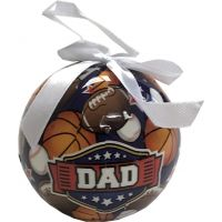 Dad Ornament - Dad Gifts - Holiday Gifts Mart