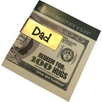 Dad Money Clip - Dad Gifts - Holiday Gifts Mart