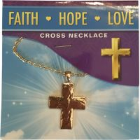 Cross Necklace - Christian Gifts - Holiday Gifts Mart