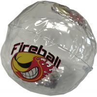 10 inch Light-up Inflatable Fire Ball - Gifts For Boys & Girls - Holiday Gifts Mart
