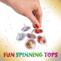 Fun Spinning Top - Gifts For Boys & Girls - Holiday Gifts Mart