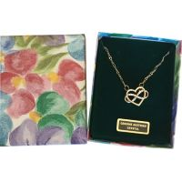 Heart Infinity Pendant - Jewelry Gifts - Holiday Gifts Mart