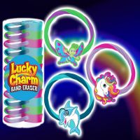 Lucky Charm Eraser Band - Gifts For Boys & Girls - Holiday Gifts Mart