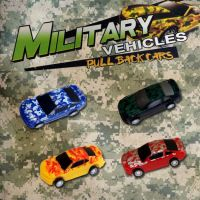 Military Pull Back Car - Gifts For Boys & Girls - Holiday Gifts Mart