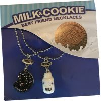 Milk & Cookie Necklace - Gifts For Boys & Girls - Holiday Gifts Mart