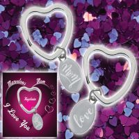 Marvelous Mom Key Chain - Mom Gifts - Holiday Gifts Mart