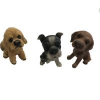 Mini Pet Dog Figurine - Gifts For Boys & Girls - Holiday Gifts Mart