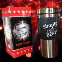 Simply the Best Stainless Steel Mug - Gifts For Women - Holiday Gifts Mart