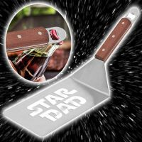 Star Dad 14'' BBQ Spatula - Dad Gifts - Holiday Gifts Mart