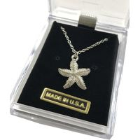Starfish Necklace - Jewelry Gifts - Holiday Gifts Mart