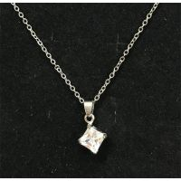 Diamond Pendant Necklace - Jewelry Gifts - Holiday Gifts Mart