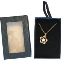 Flower Necklace - Jewelry Gifts - Holiday Gifts Mart