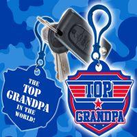 Top Grandpa Clip - Grandpa Gifts - Holiday Gifts Mart