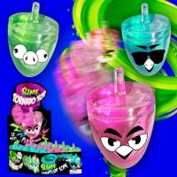 Tornado Top Flashing Slime - Gifts For Boys & Girls - Holiday Gifts Mart