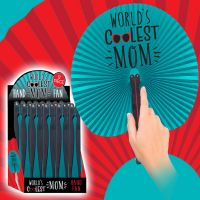 World's Coolest Mom Fan - Mom Gifts - Holiday Gifts Mart