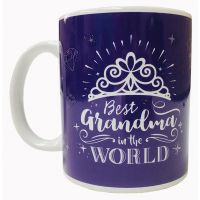 "Grandma Mug ""Best in the World"" - Grandma Gifts - Holiday Gifts Mart"